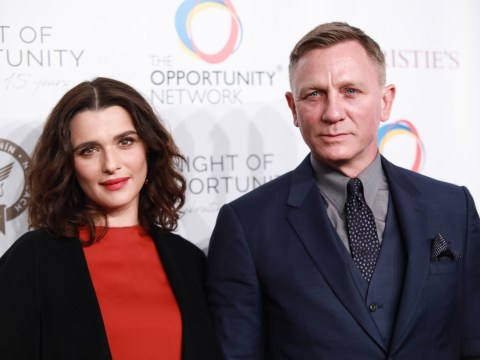 Daniel Craig and Rachel Weisz 'welcome baby girl'