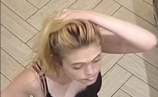 (Picture: Bexley Police) Police would like to identify & speak to this Female involved in Common Assault by Spitting, at McDonalds, Broadway, Bexleyheath on Friday 29th June in the evening. The Female was in company with a group of youths who had been refused entry due to Anti-Social Behaviour. The Female pushed past the member of Staff, was asked to leave and started swearing at him. She then spat at him twice before leaving.