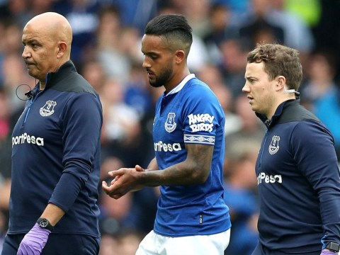 Marco Silva calls Theo Walcott injury 'another problem' for Everton