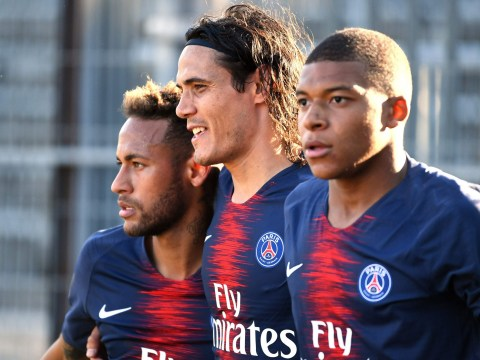 How PSG will line up against Liverpool for their Champions League clash