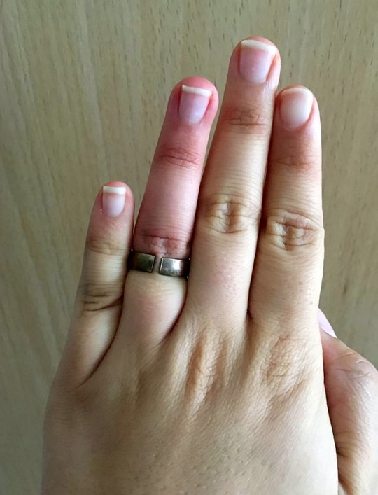 Woman shocked to discover £99 Argos wedding ring isn't actually 18ct
