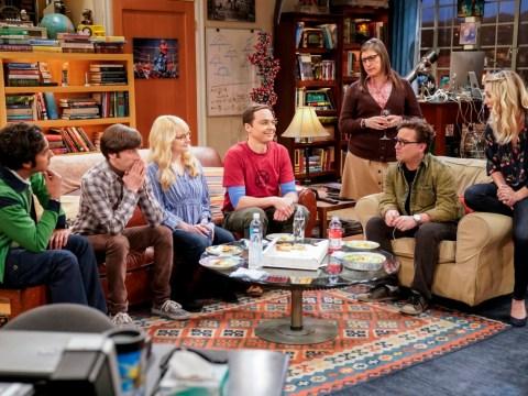 When does The Big Bang Theory season 12 air in the UK?