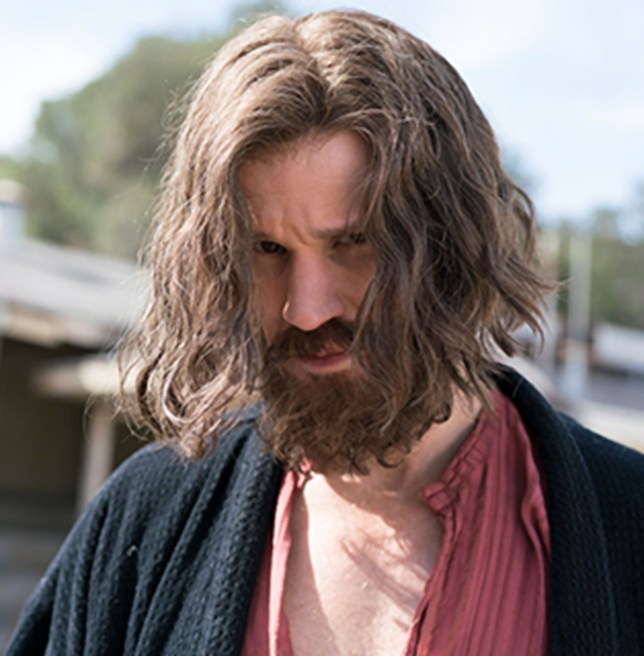 One-time 'Doctor Who' Matt Smith plays infamous cult leader Charles Manson in new Hollywood drama 'Charlie Says.' The film tells the story about the three young women who were sentenced to death in the infamous Manson murder case, but when the death penalty was lifted, their sentence became life imprisonment. One young graduate student was sent in to work with them, and to help them understand the consequences of their actions. ***** TNI Press Ltd does not hold or assert any Copyright or License in the attached image. Any fees paid to TNI are for TNI?s services only. Such fee does not, nor is it intended to, convey to the user any Copyright or License in the image. By publishing this image, the user expressly agrees to indemnify TNI against any claims, demands, or causes of action arising from, or connected in any way, with the user's publication of the image.