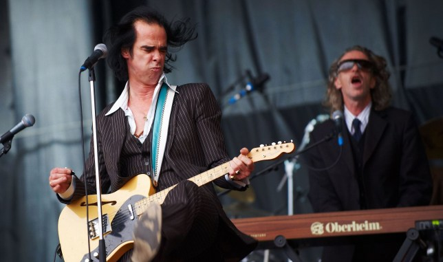 Nick Cave and the Bad Seeds to tour Europe in 2020 and we're hoping for more Kylie duets