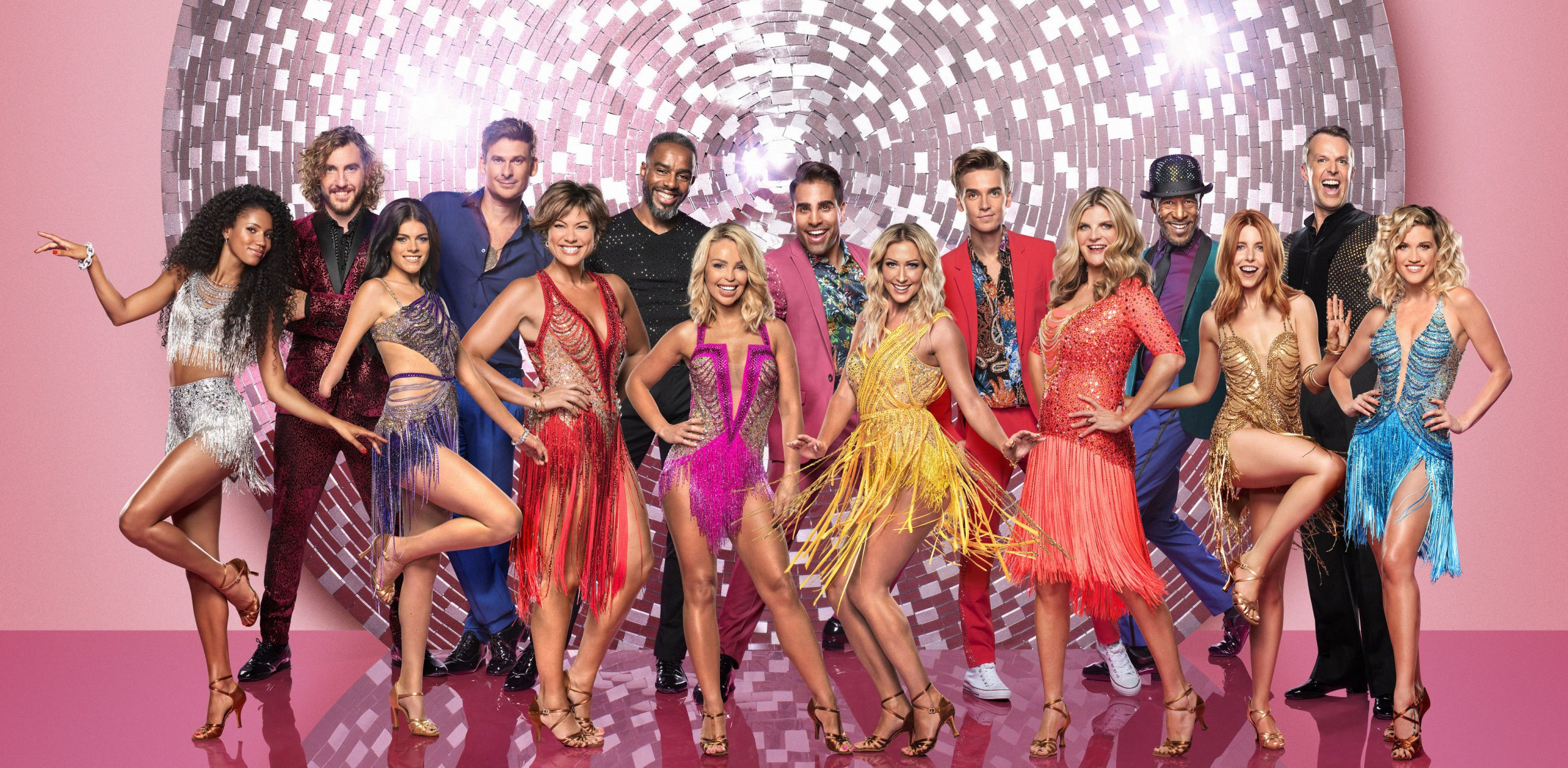 Here's the full Strictly Come Dancing 2018 line-up, when it starts and the odds on the winner