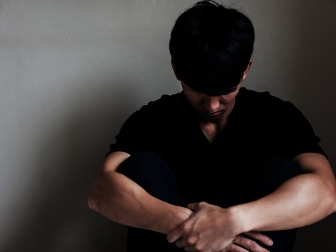 UK male suicide rate hits record low
