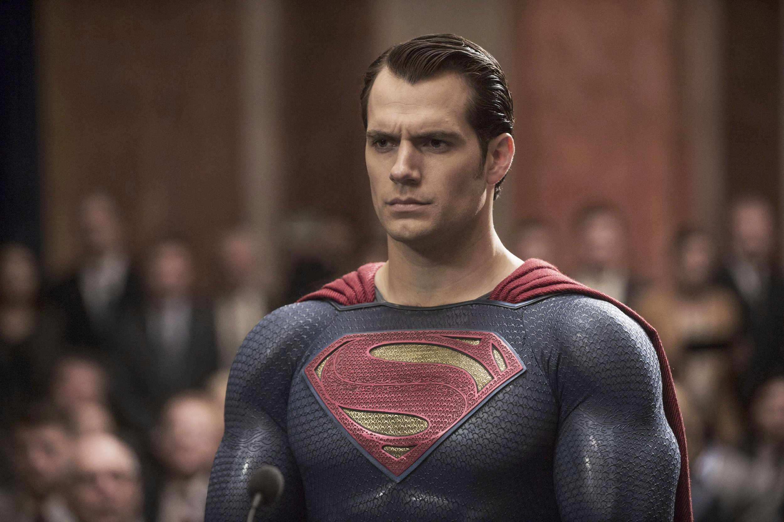 Henry Cavill hangs up Superman's red cape as DC Comics hit the 'reset' button