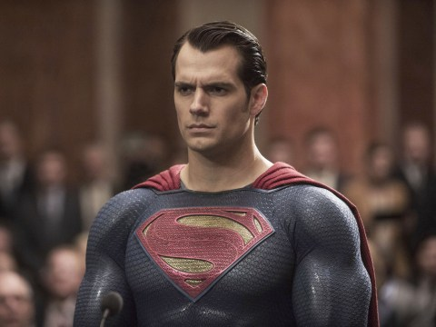 Henry Cavill responds to rumours he's quit Superman role with bizarre video
