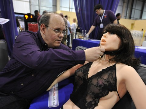 Sex robots will end up 'crushing' vital parts of men's bodies, experts warn
