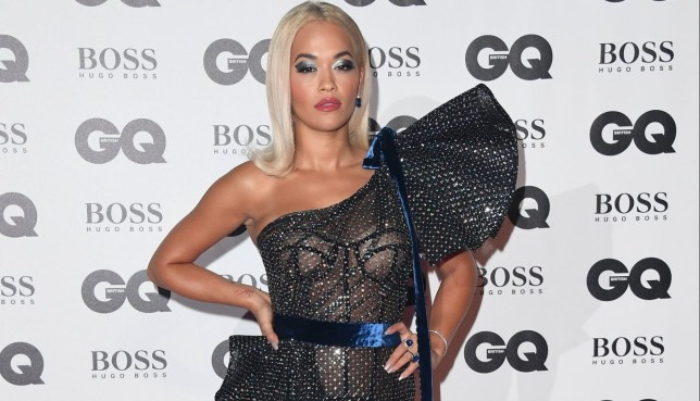 LONDON, ENGLAND - SEPTEMBER 05: Rita Ora attends the GQ Men of the Year awards at the Tate Modern on September 5, 2018 in London, England. (Photo by Stuart C. Wilson/Getty Images)