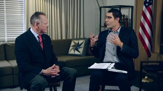 Erran Morad meets Roy Moore - WHO IS AMERICA?