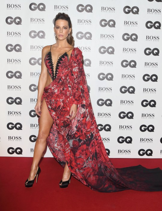 GQ Men Of The Year Awards at the Tate Modern, Bankside, London Featuring: Kate Beckinsale Where: London, United Kingdom When: 05 Sep 2018 Credit: WENN.com