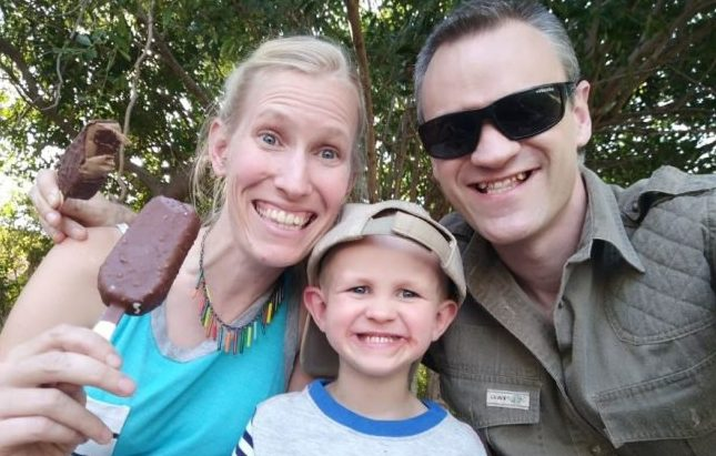 British scientist's son, 3, is waking up from coma 13 days after giraffe attack