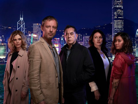 Strangers episode one review: A neon-lit slow burner with a refreshing cast