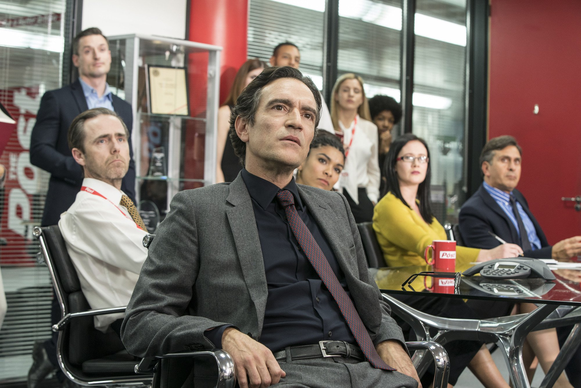 WARNING: Embargoed for publication until 00:00:01 on 28/08/2018 - Programme Name: Press - TX: n/a - Episode: n/a (No. n/a) - Picture Shows: ***EMBARGOED UNTIL 28th AUG 2018*** Duncan Allen (BEN CHAPLIN) - (C) Lookout Point - Photographer: Colin Hutton