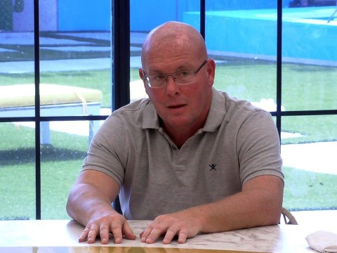 Nick Leeson leaves CBB housemates squirming as he reveals prison inmates used papaya as sex toy