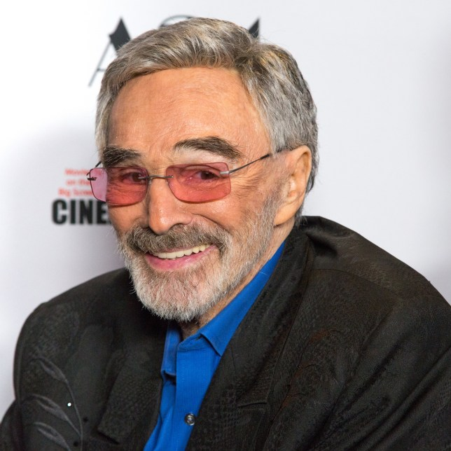 """HOLLYWOOD, CA - MARCH 22: Burt Reynolds arrives to A24 And DirecTV's """"The Last Movie Star"""" Premiere at the Egyptian Theatre on March 22, 2018 in Hollywood, California. (Photo by Gabriel Olsen/FilmMagic)"""