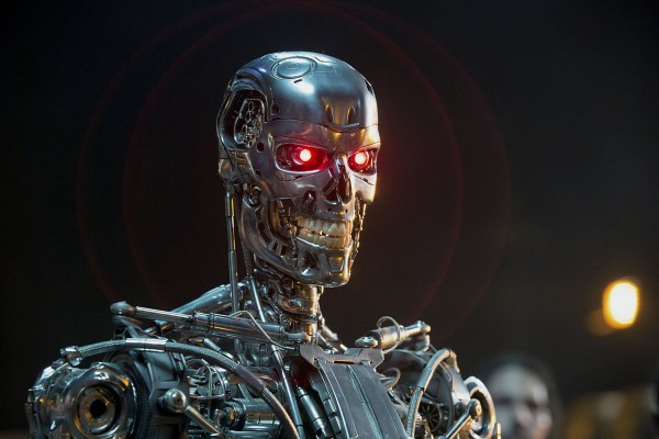 No Merchandising. Editorial Use Only. No Book Cover Usage. Mandatory Credit: Photo by Paramount/Skydance Prods./Kobal/REX/Shutterstock (5886170cf) Terminator Genisys (2015) Terminator Genisys - 2015 Director: Alan Taylor Paramount Pictures/Skydance Productions USA Scene Still Scifi Terminator 5 / Terminator Genesis