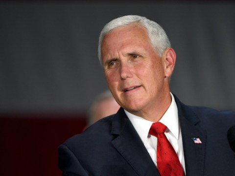 Mike Pence would take a lie-detector test 'in a heartbeat' to prove he's behind Donald Trump