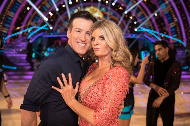EMBARGOED TO 2100 SATURDAY SEPTEMBER 8 For use in UK, Ireland or Benelux countries only Undated BBC handout photo of Anton Du Beke and Susannah Constantine during the return of the BBC One show, Strictly Come Dancing. PRESS ASSOCIATION Photo. Issue date: Saturday September 8, 2018. See PA story SHOWBIZ Strictly. Photo credit should read: BBC/PA Wire NOTE TO EDITORS: Not for use more than 21 days after issue. You may use this picture without charge only for the purpose of publicising or reporting on current BBC programming, personnel or other BBC output or activity within 21 days of issue. Any use after that time MUST be cleared through BBC Picture Publicity. Please credit the image to the BBC and any named photographer or independent programme maker, as described in the caption.