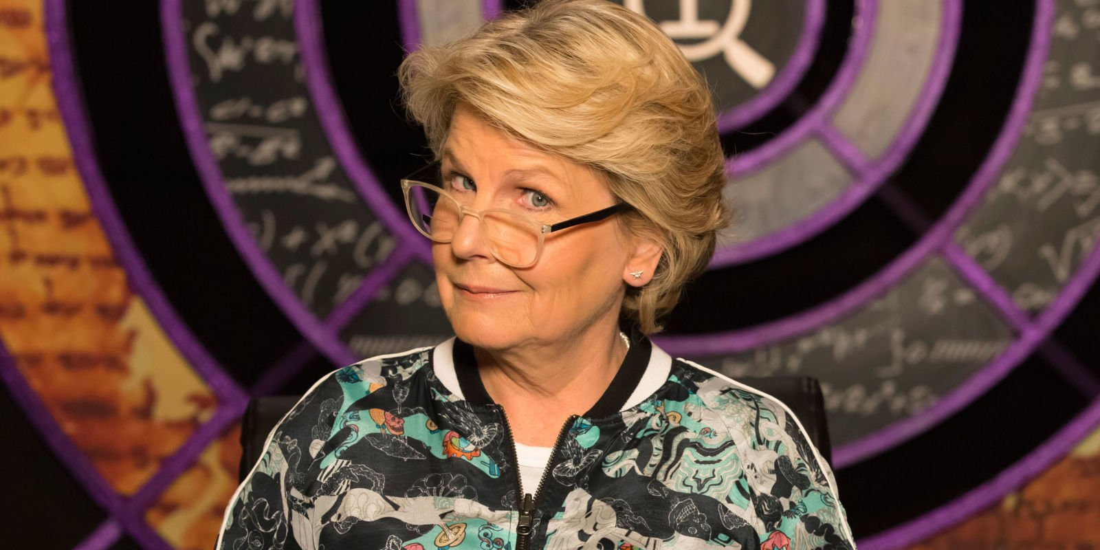 Sandi Toksvig reveals she's paid just 40% of what Stephen Fry's wage was for the same job as QI host