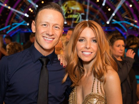 Stacey Dooley's ex-boyfriend Sam Tucknott claims she is 'dating' Strictly Come Dancing's Kevin Clifton after 'finding secret text on her phone'
