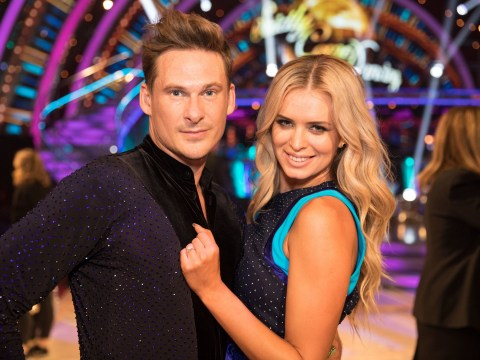 'If you can't laugh you'll cry': Lee Ryan brushes off Strictly curse rumours after holding hands with Nadiya Bychkova