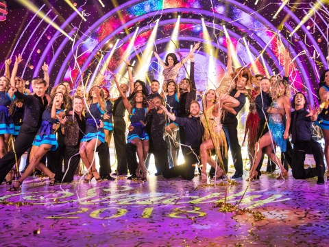 Strictly Come Dancing launches in style as celebs are finally partnered up with their pros