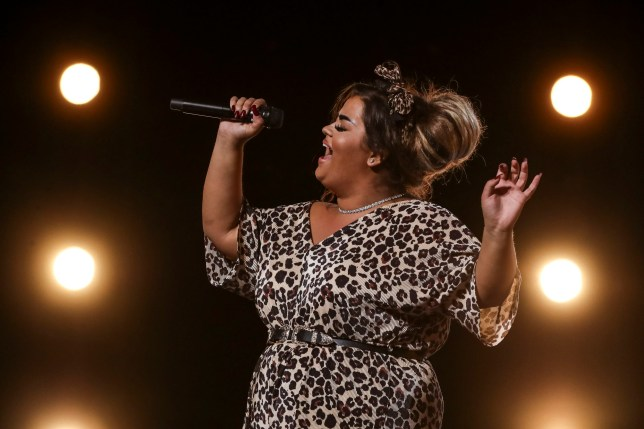 MANDATORY CREDIT REQUIRED: SYCO/THAMES TV Undated handout photo issued by ITV of X Factor contestant Scarlett Lee during the audition stage for the ITV1 talent show, The X Factor. PRESS ASSOCIATION Photo. Issue date: Sunday September 9, 2018. See PA story SHOWBIZ XFactor. Photo credit should read: Tom Dymond/Syco/Thames TV/PA Wire NOTE TO EDITORS: This handout photo may only be used in for editorial reporting purposes for the contemporaneous illustration of events, things or the people in the image or facts mentioned in the caption. Reuse of the picture may require further permission from the copyright holder.