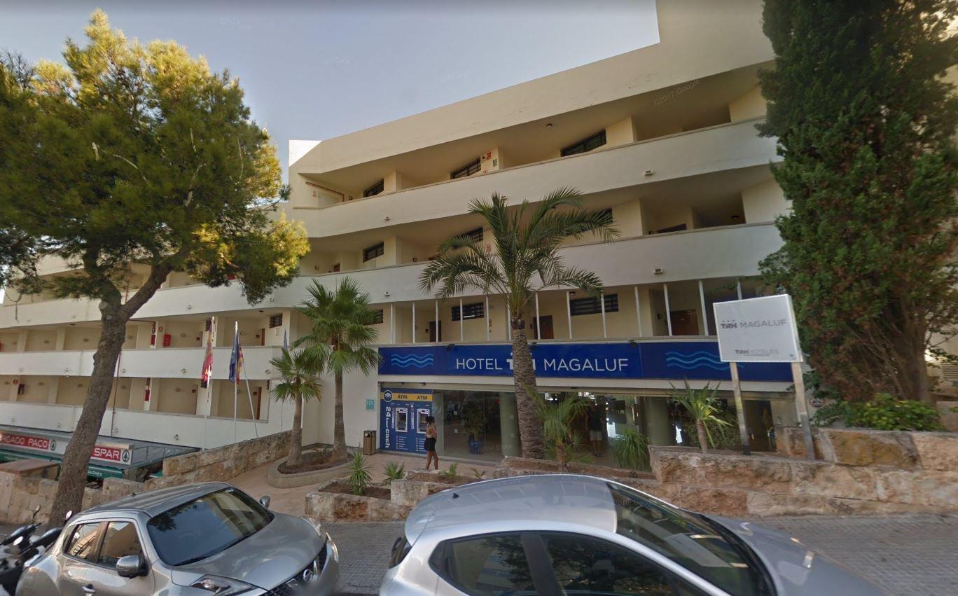 TRH Magaluf hotel,
