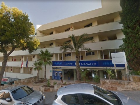 British tourist 'stabbed six times on holiday in Magaluf'