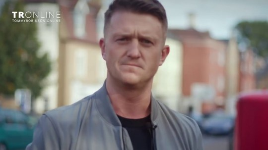 Tommy Robinson not allowed to join UKIP