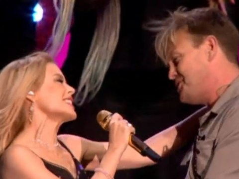 Especially For The 80s Kids: Kylie Minogue and Jason Donovan reunite for epic London performance