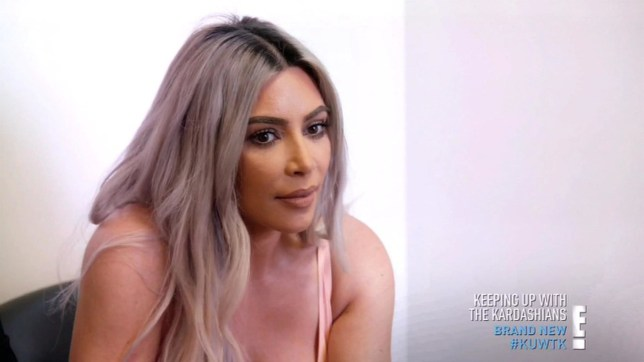 Kim Kardashian Releases Kkw Beauty Collection Inspired By Baby