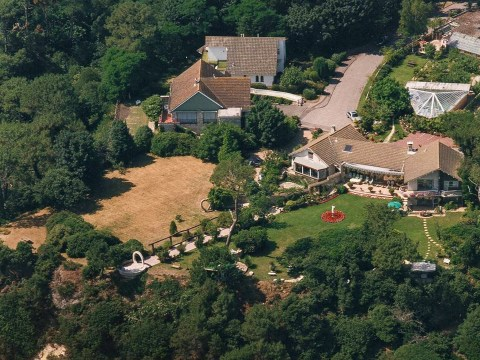 Britain's most expensive bungalow comes with its own dental practice