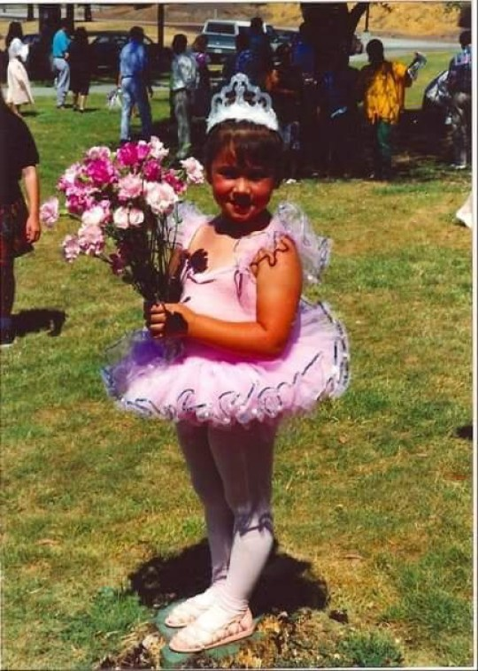 Amy in her ballerina costume as a child, before giving up her dream of being a ballerina after being fat shamed. A DANCER who was fat shamed for not looking like a REAL ballerina is hitting back at the bullies who laughed at her after she was continually cast as the horse in The Nutcracker because it was the only costume it was thought she would fit into. Dancer and model Amy Marie (32) from California, USA, has been a ballet dancer since she was three years old, and it soon became her passion as she loved the feeling she got while dancing. However, by the age of 10, Amy???s love of ballet soon disappeared after receiving hurtful comments that she was ???too big??? to be a ballerina. Amy hated perpetually being cast as the bigger characters in productions, such as the horse in The Nutcracker, and having specially made costumes which were slightly different to all the other dancers??? costumes. After being told by her dance instructor that she needed to shed two stone, Amy tried to starve herself and make herself sick, so she would no longer be the bigger dancer in the production. Amy has always been larger, but after giving up on dancing because of the bullying, her weight rose to 19st 2lbs and she was a UK size 22. Now, as Amy relishes being able to dance three times a week, Amy is now a much happier 15st 3lbs and a UK size 18. Amy Marie / MDWfeatures