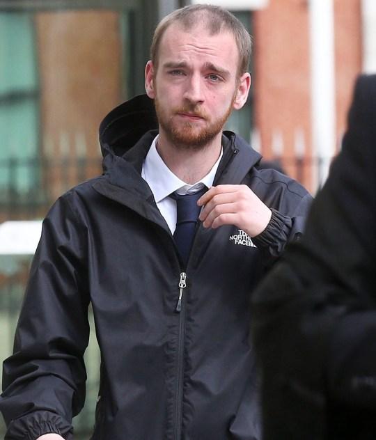 Robert Sharkey stole dead neighbour's bank card and spent £6k on pizzas