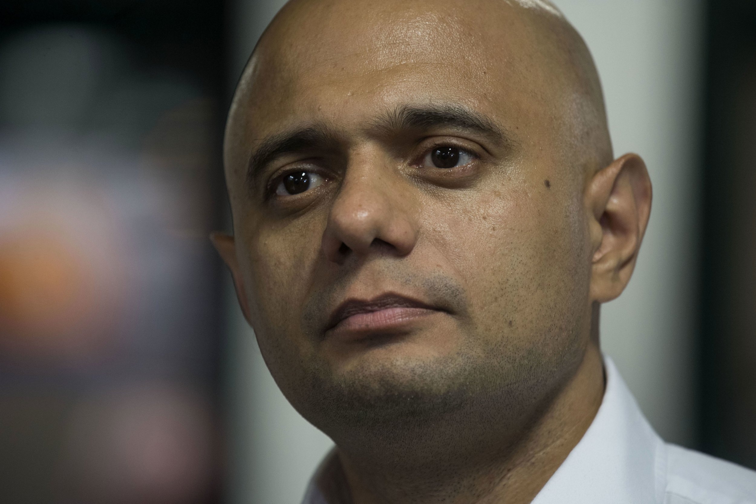 File photo dated 18/06/18 of Home Secretary Sajid Javid. An inquest heard that his eldest brother Tariq drowned at a five-star hotel. PRESS ASSOCIATION Photo. Issue date: Tuesday September 11, 2018. See PA story INQUEST Javid. Photo credit should read: Victoria Jones/PA Wire