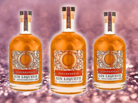 Asda releases a glittery gingerbread gin just in time for autumn