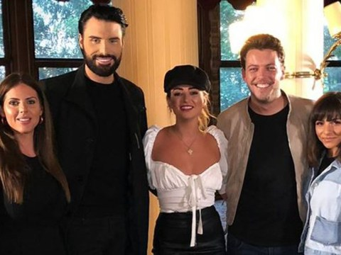 Roxanne Pallett to reunite with Rylan Clark-Neal on Celebrity Ghost Hunt