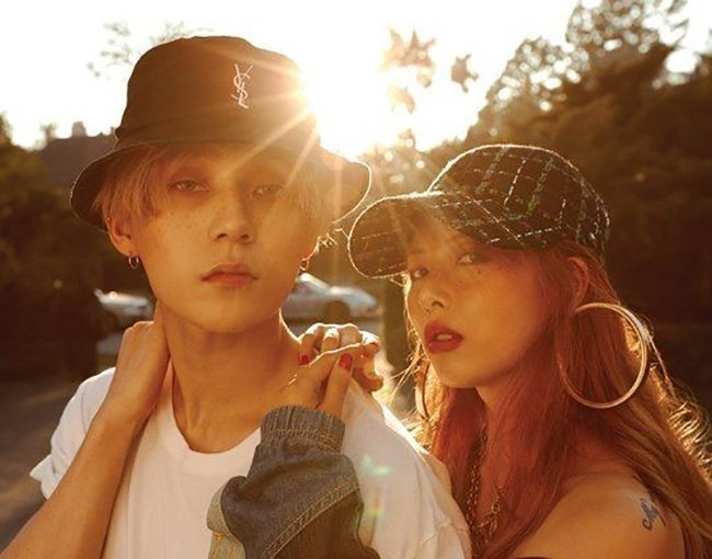 HyunA finally free as Cube Entertainment terminates contract over E'Dawn relationship