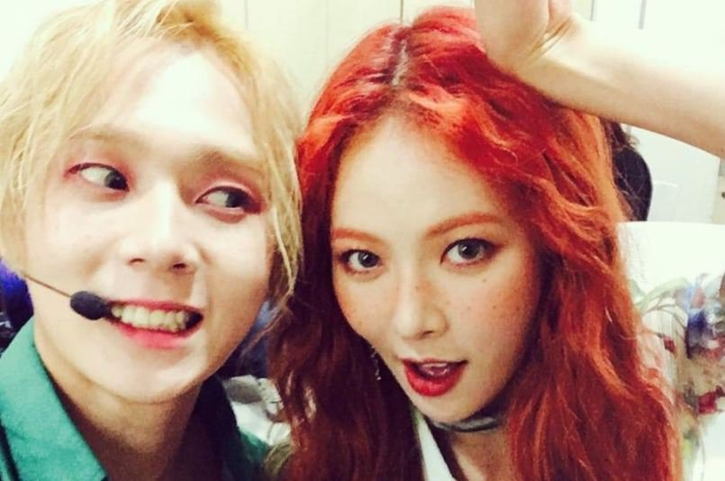 HyunA accuses Cube Entertainment of 'tainting her reputation' in row over E'Dawn romance