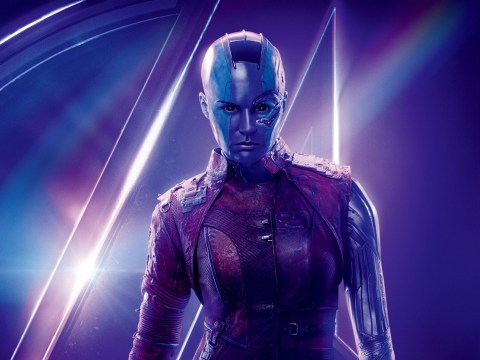 Karen Gillan shares brand new pic of Nebula – what does it tell us about Avengers 4?