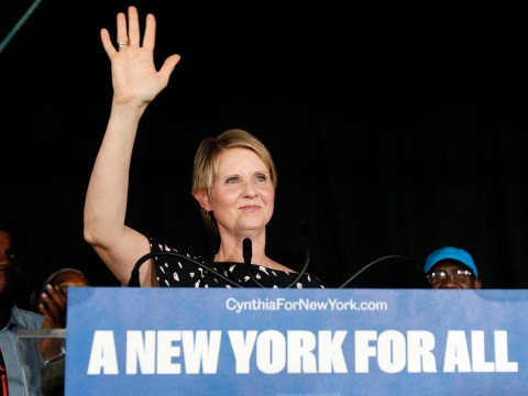 Sex and the City star Cynthia Nixon fails in bid to become New York Governor