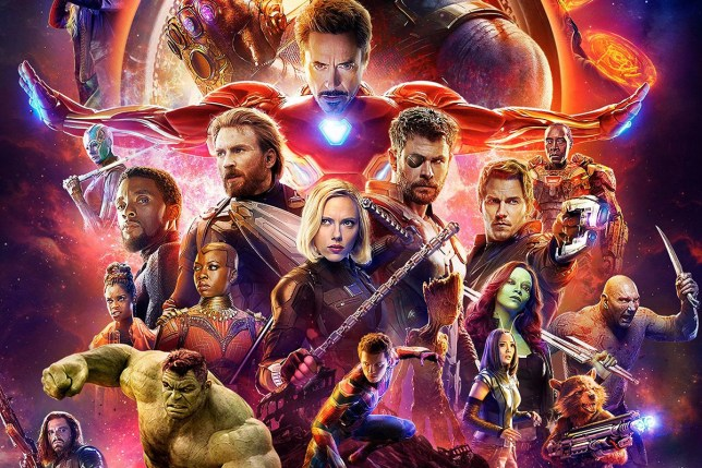 Avengers: Infinity War (Picture: Marvel)