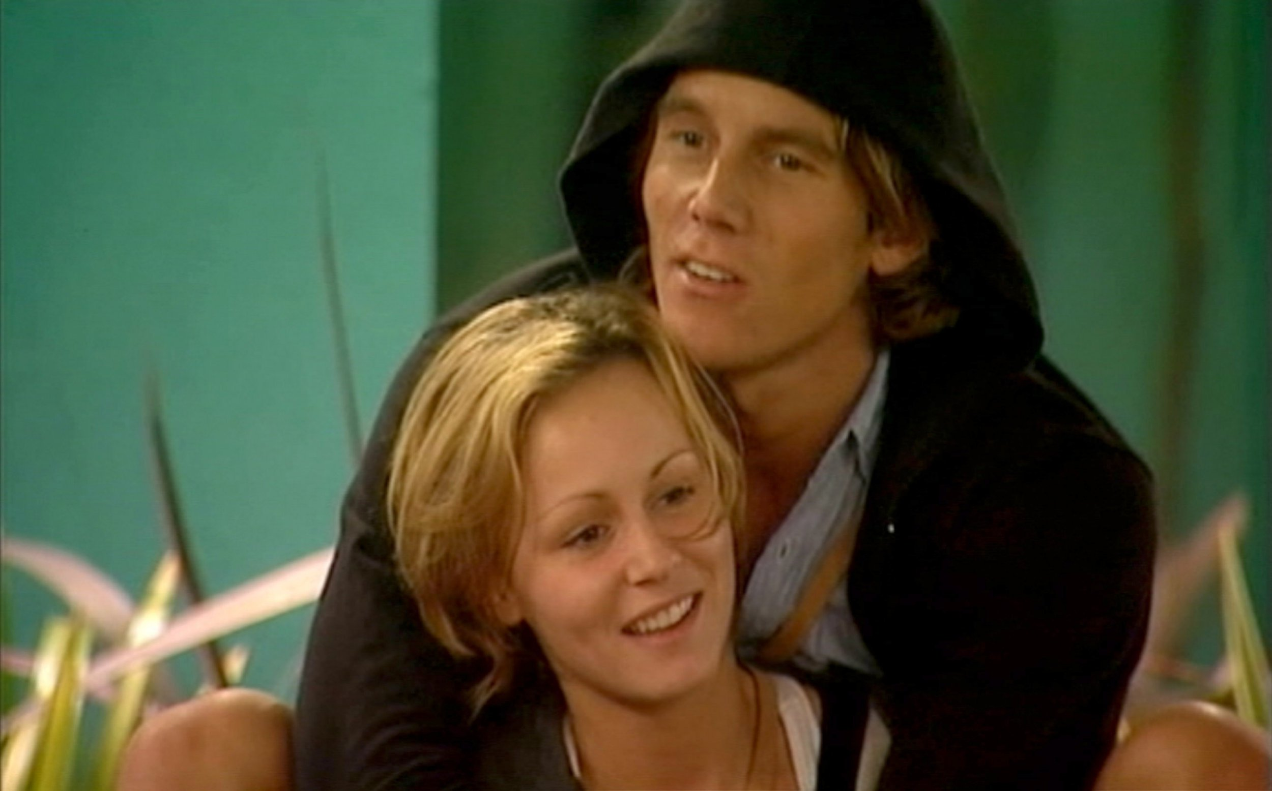 Chanelle Hayes and Ziggy reunited 10 years after Big Brother romance as they spill all on break-up: 'He ghosted me!'