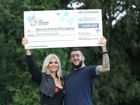 'Punching Above Your Weight' champion wins £1,000,000 on Lottery scratchcard