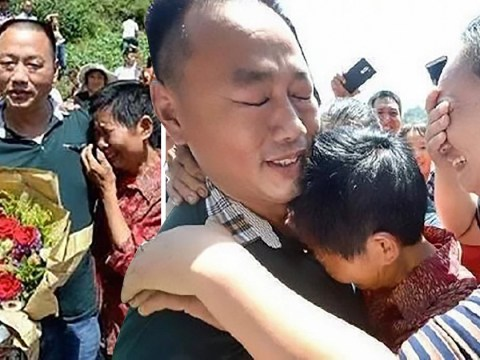Man kidnapped as a five-year-old finally reunited with mother almost 40 years later