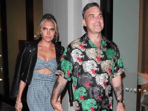 Ayda Field reveals Robbie Williams dumped her three times: 'I was heartbroken'