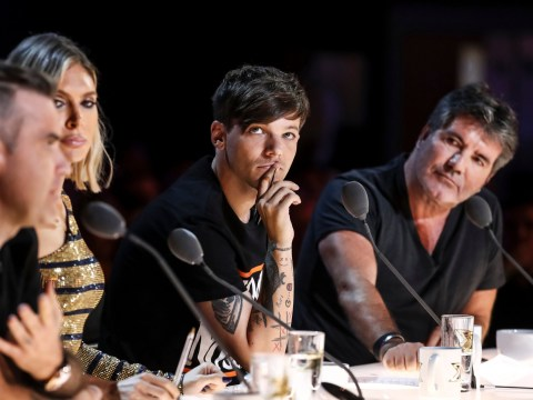 What time is The X Factor on tonight as the audition shows continue?